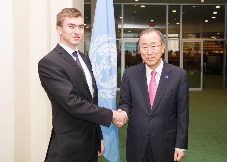 Ce înseamnă să fii delegat de tineret al României la ONU: Interviu cu Luca Ciubotaru -> http://www.iqool.ro/ce-inseamna-sa-fii-delegat-de-tineret-al-romaniei-la-onu-interviu-cu-luca-ciubotaru/  #ONU #LucaCiubotaru #Delegat #Romania #Interviu