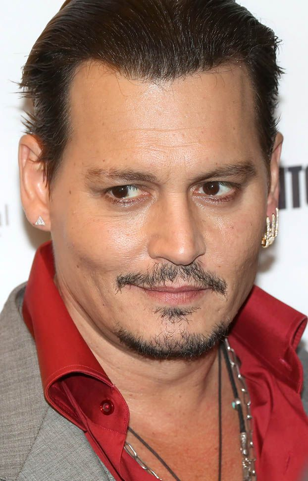 """Johnny Depp Actor John Christopher """"Johnny"""" Depp II is an American actor, producer, and musician. He has won the Golden Globe Award and Screen Actors Guild Award for Best Actor. Wikipedia Born: June 9, 1963 (age 52), Owensboro, KY Height: 5′ 10″ Spouse: Amber Heard (m. 2015), Lori Anne Allison (m. 1983–1986) Children: Lily-Rose Melody Depp, John Christopher Depp III Upcoming movies: Pirates of the Caribbean: Dead Men Tell No Tales, Alice in Wonderland: Through the Looking Glass"""