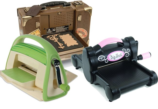 Find a selection of top 10 best die-Cut machines