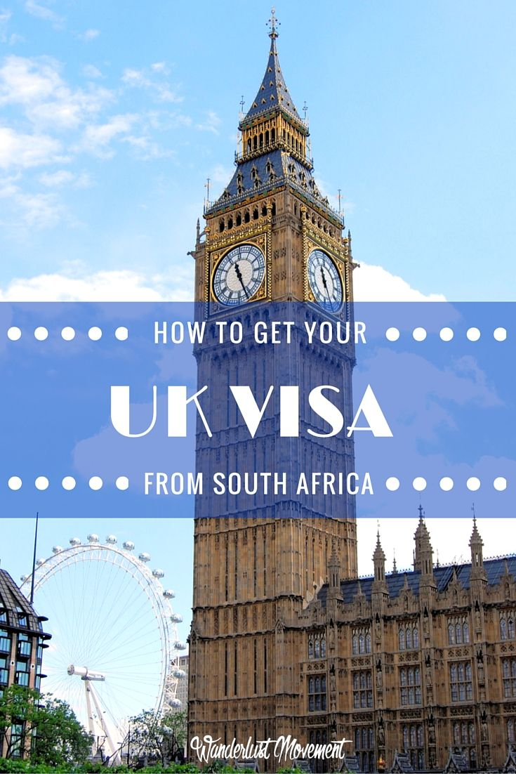 How To Get Your Uk Visa Approved From South Africa  Applying For Your Uk  Visa