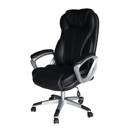 Magnum Big N Tall Executive Black Office Chair