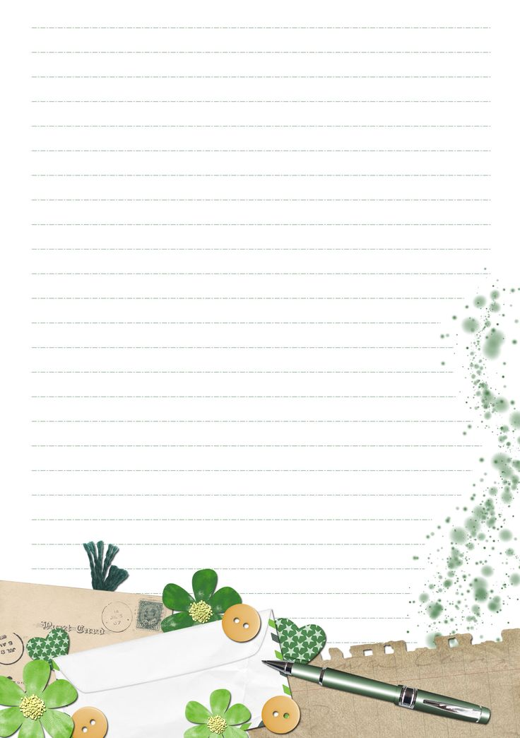 FREE Stationery printable designed in PSE, briefpapier, writing paper, scrapbook look  www.sensike.blogspot.be