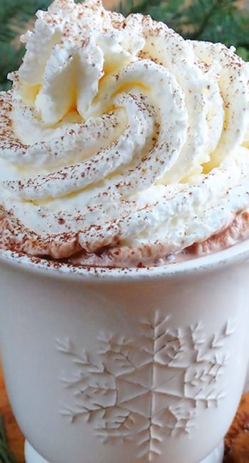 Homemade Hot Cocoa Mix – World's Best