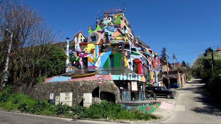 Farebný dom