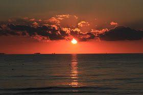 Baltic Sea. Source: http://fotoodyseja.blogspot.com/2016/08/zachod-sonca.html?m