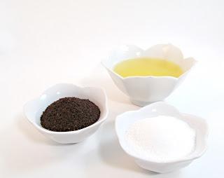 Artisanat Rumkihn: gommage au sucre de noisette et café