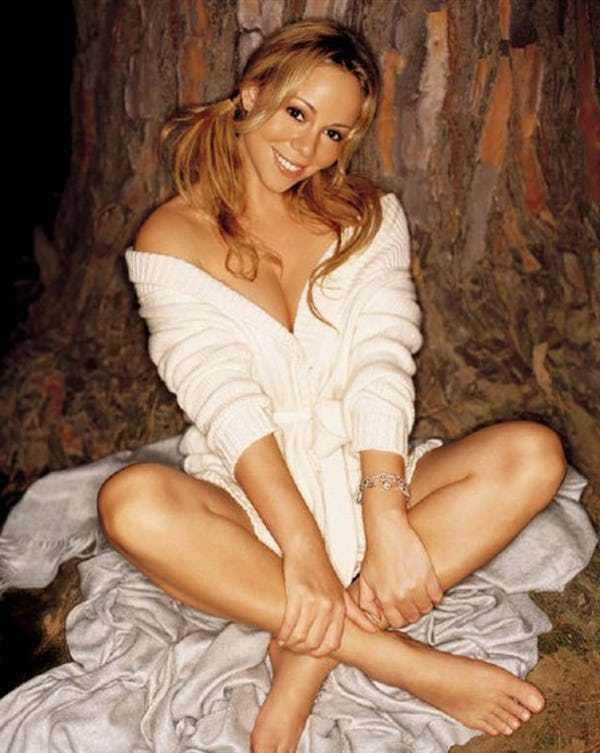 The hottest photos of Mariah Carey, the international singing and acting superstar. Fans will also enjoy sexy bikini pics of Mariah Carey and rare photos of young Mariah Carey. As a singer, Carey has had several multi-platinum albums and is recognized among greatest female vocalists of rec...