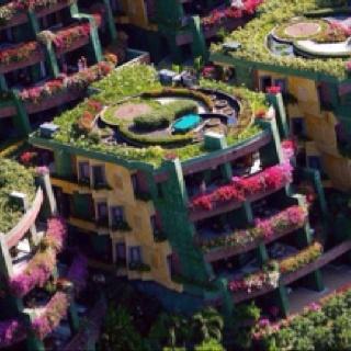 Botanical Apartment Therapy. Phuket Thailand.