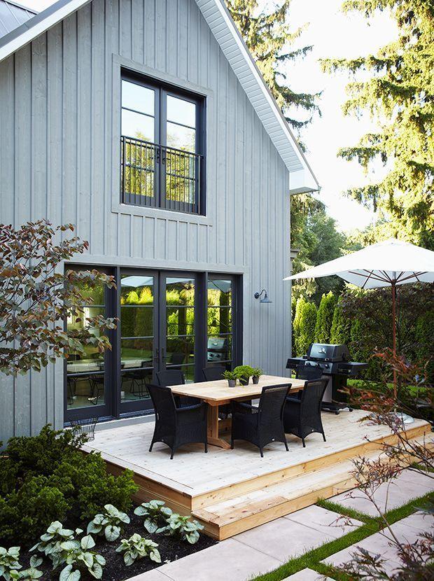 Where To Buy Affordable Art Online Modern Farmhouse Exterior Cottage Exterior Farmhouse Style House