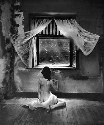 Zuzankas night window 1979