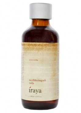 Iraya Neelbhringadi Hair Oil - Make it your secret for lush and healthy hair.