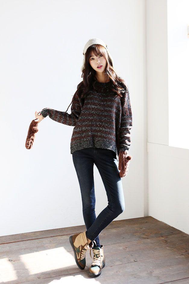 Brownie Knit Sweater