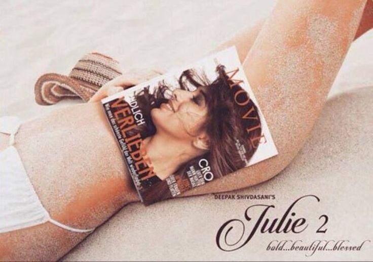 Raai Laxmi's bold poster of 'Julie 2' revealed-7