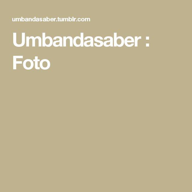 Umbandasaber : Foto