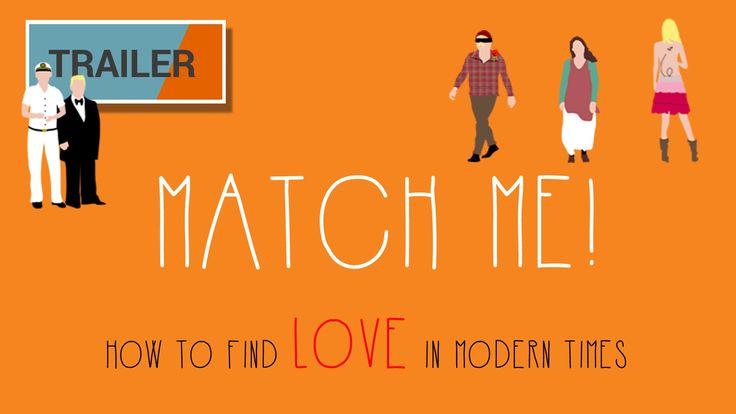 MATCH ME! [Offizieller Trailer] - YouTube
