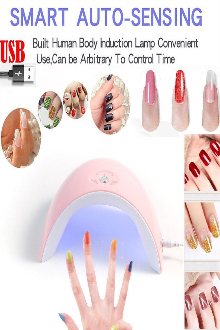 9.89 | 36W LED UV Nail Polish Dryer Lamp Gel Acrylic Curing Light ...