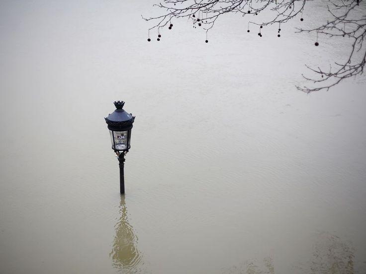 France sees worst rains in 50 years, floods peak in Paris