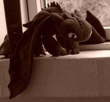 Patron + Tuto : CrocMou / Toothless J'adore...mais même sur le papier ça a l'air very complexe...
