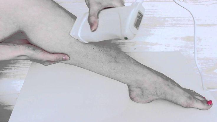 diy epilation des jambes la cire les youtubeuses parlent de gouiran beaut pinterest. Black Bedroom Furniture Sets. Home Design Ideas