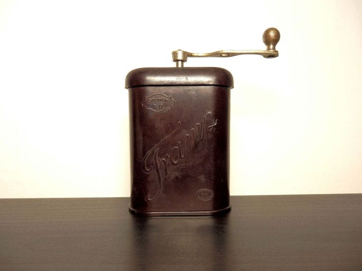 TOP Old Version WWII Tramp Garantie BO WH bakelit Kaffeemühle coffee grinder