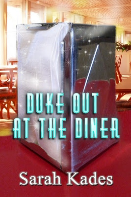 Duke Out at The Diner by Sarah Kades