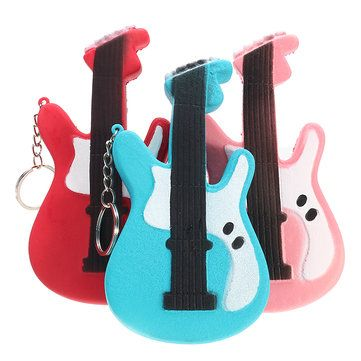 Only US$2.40, buy best Squishy Guitar 13.5cm Slow Rising Soft Cute Collection Gift Decor Toy sale online store at wholesale price.US/EU warehouse.