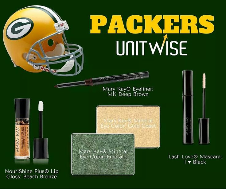 For the #MNF game tonight! #Packers vs. #Chiefs!  http://www.marykay.com/cherilynsmith