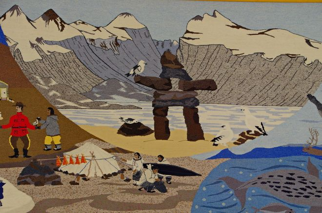 nunavut inuit art galleries