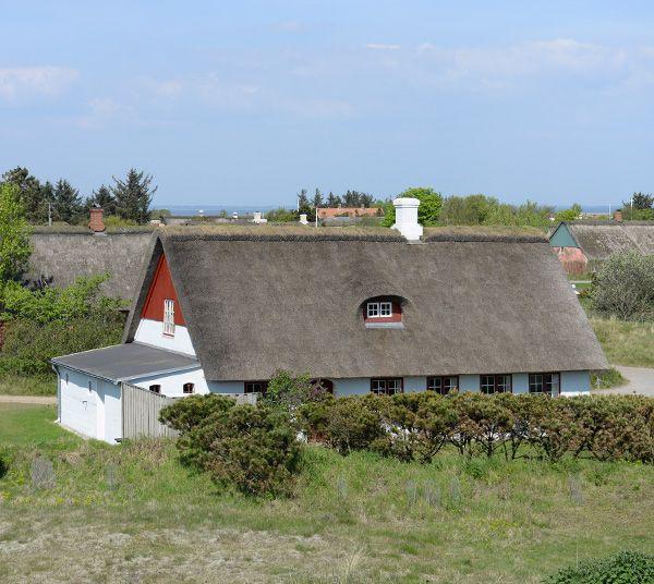 En af Fanøs mange skønheder – restaurering af hus i Sønderho på Fanø