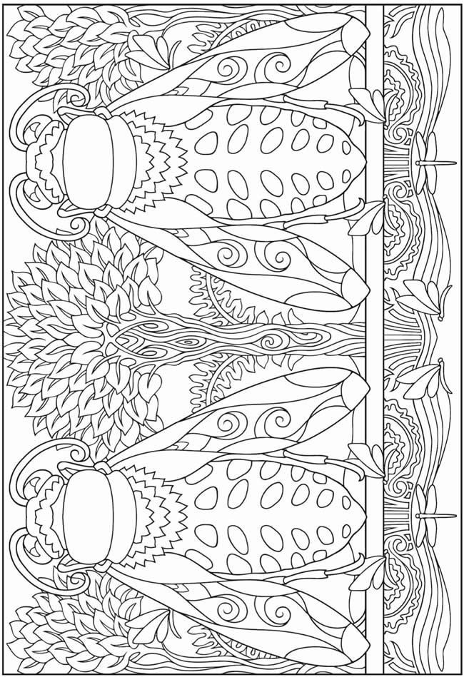 Incredible Coloring Pages For Adults Online
