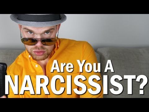 6 Ways To Tell If You're A Narcissist In a world run by social media are we all becoming narcissists? We break down the science of narcissism and 6 ways to identify one. Narcissistic Personality Test: http://personality-testing.info/tests/NPI/ By: AsapTHOUGHT.Get the AsapSCIENCE book