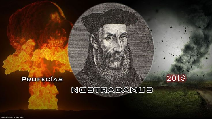 Las predicciones de Nostradamus para 2018 traen desalentadoras noticias para la escena mundial, cargadas de una serie de desastres naturales, la caída de la economía y el comienzo de la Tercera Guerra Mundial. Algunos teóricos creen que Nostradamus predijo con gran precisión el ascenso al poder de