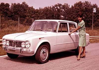 ICONIC ALFA TURNS 50: In the 1960s the Giulia was a status symbol to own and in 2012 this special sedan turns 50. Look out for a special announcement by Alfa Romeo on birthday celebrations planned for its Giulia in South Africa