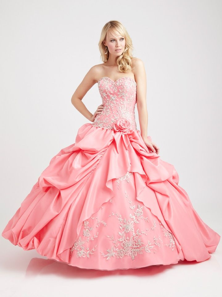 37 best Popular Quinceanera Dresses images on Pinterest | Ball gowns ...
