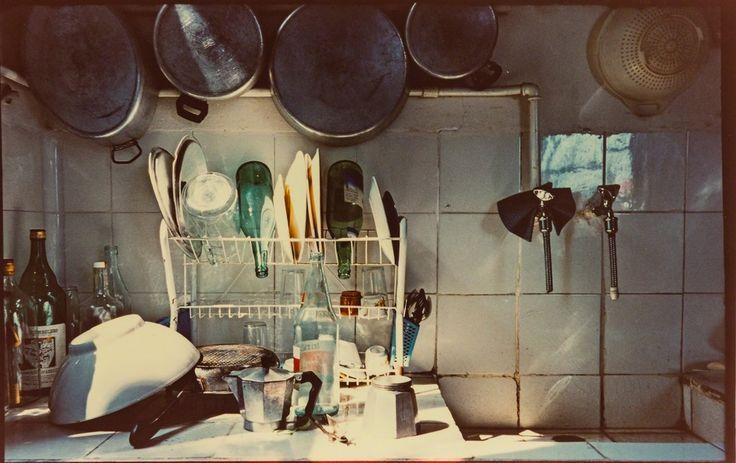 Luigi Ghirri, Capri (Serie: Paesaggio Italiano e Un piede nell'Eden), 1982, Mai 36 Galerie