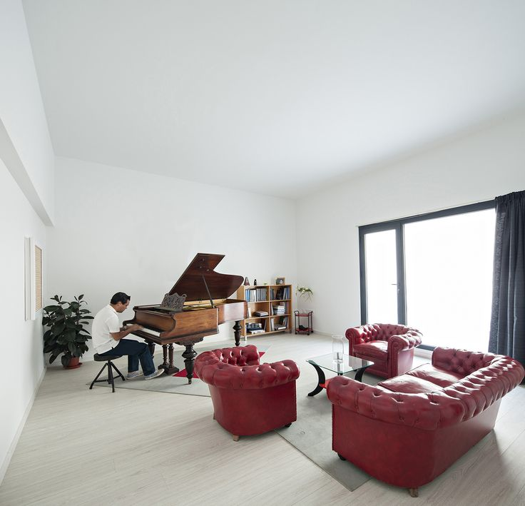 Gallery of Single Family House with Garden / DTR_Studio Arquitectos - 12