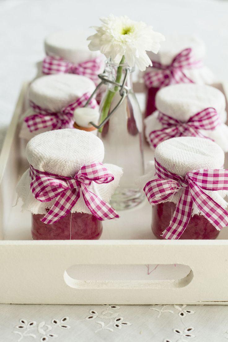 Konfitura z płatków róży | Kuchnia w formie