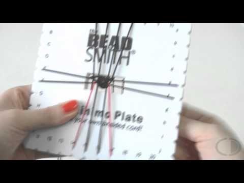 Abalorios DIY - Pulsera con Corazones ( Disco Kumihimo ) - YouTube