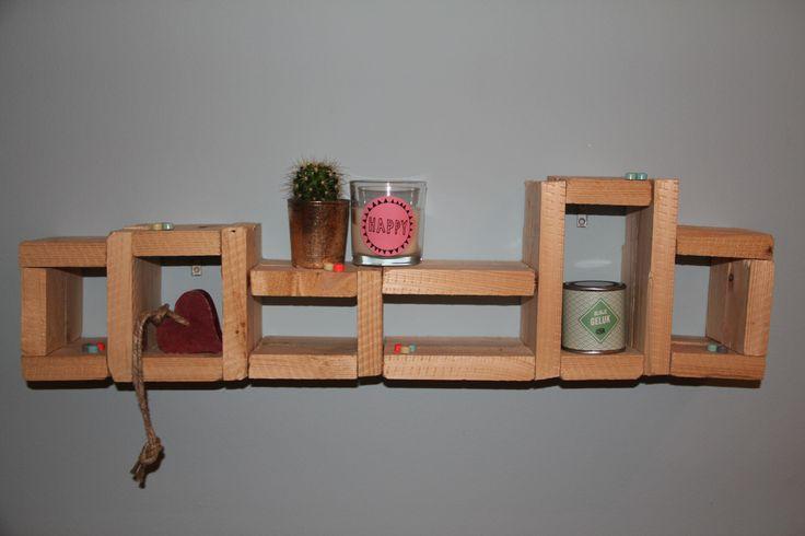 WOOD letterbak, 100%creatief ! www.wooddesign.jouwweb.nl
