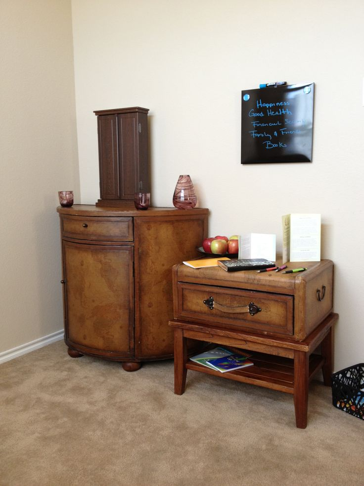 Gohonzon And Offering Table