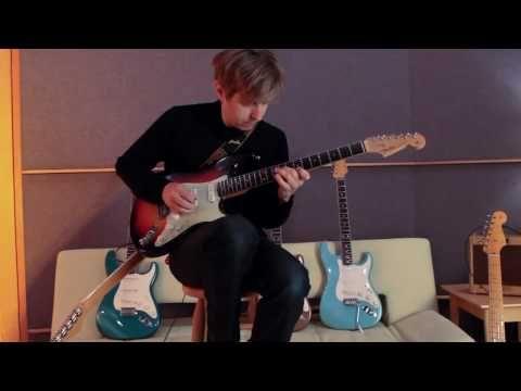 Eric Johnson's Fender Stratocaster Rap Session - YouTube