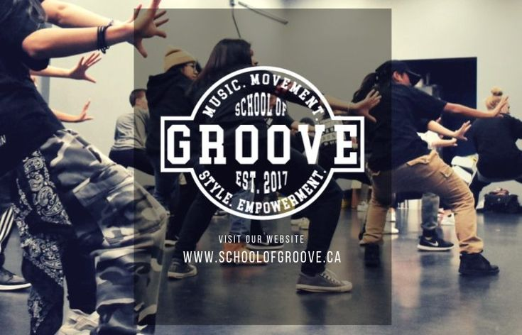 "Urban/Commercial Pre-Professional Training Program ""School of Groove"" 