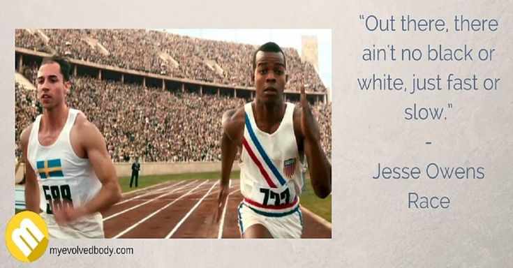 This is the story of athlete Jesse Owens, as he dreams of making it big and becoming a superstar. Going to college opens up a window of opportunity for him to join the 1936 Olympics. However, aside from his struggles in life, he also has to deal with racism and that he has to compete in Berlin during Adolf Hitler's reign. He has to struggle with joining the Olympics because Hitler made it difficult for black athletes to join the competition.
