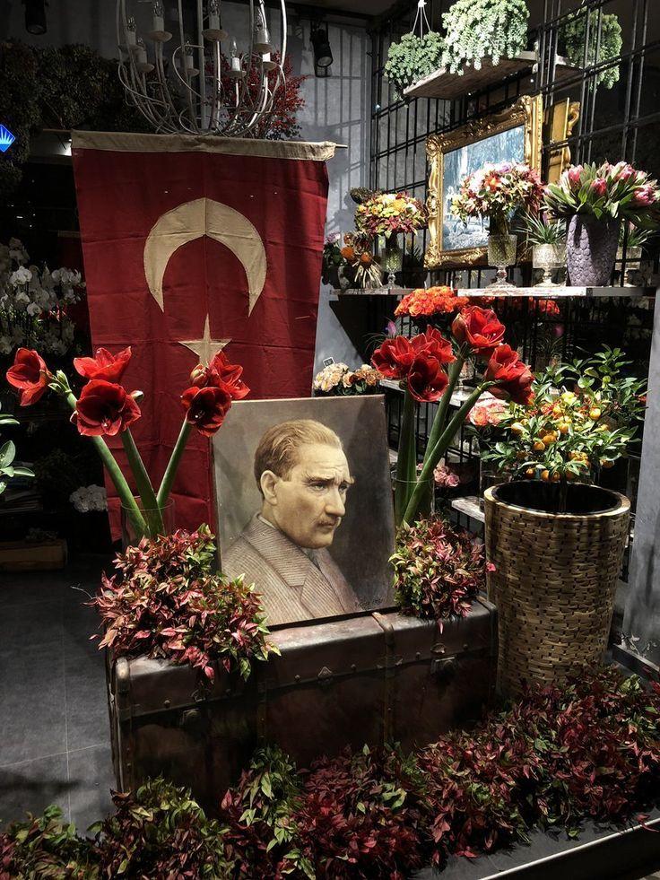 Gazi Paşa Hazretleri Mustafa Kemal Atatürk'ü saygı ve özlemle anıyoruz.