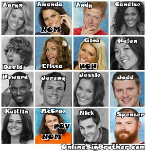 OnlineBigBrother | Big Brother 15 Spoilers Live Feed Updates as of 9/4/13