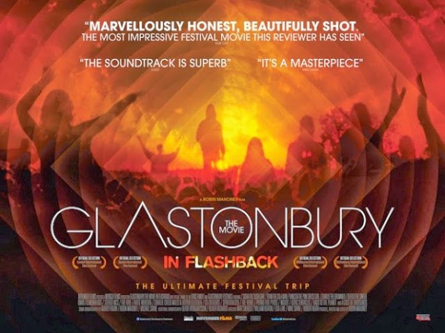 """FULL MOVIE! """"Glastonbury the Movie: In Flashback"""" (1995) 