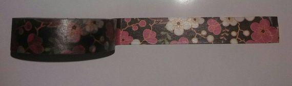 Masking fleurs japonaises  Envoi offert par LesPetitesCreasDeSlo