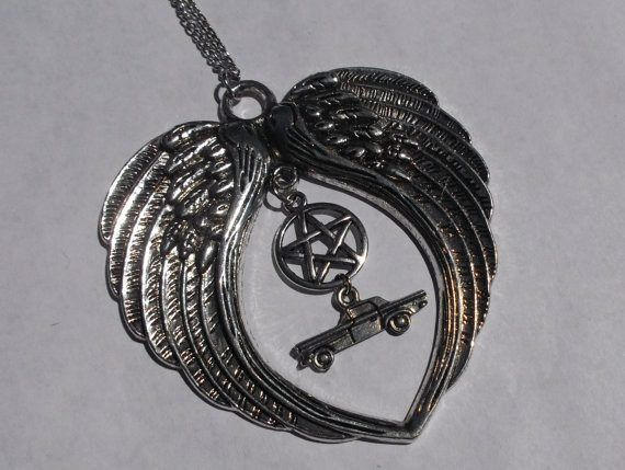 Supernatural Charm Necklace