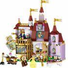 Figures Model Toys Die Schöne und das Biest Prinzessin Belles verzaubertes Schloss LEGO # …   – Building Toys