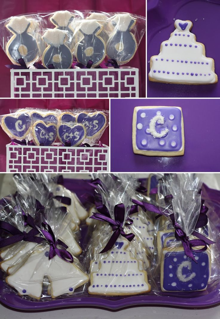 wedding reception desert bar for favors | Blue Wedding Favors Candy Bar! simple wedding reception table ...